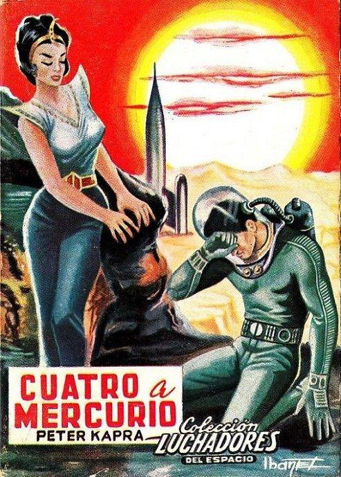 COUV - Cuatro a Mercurio dans Couv 1