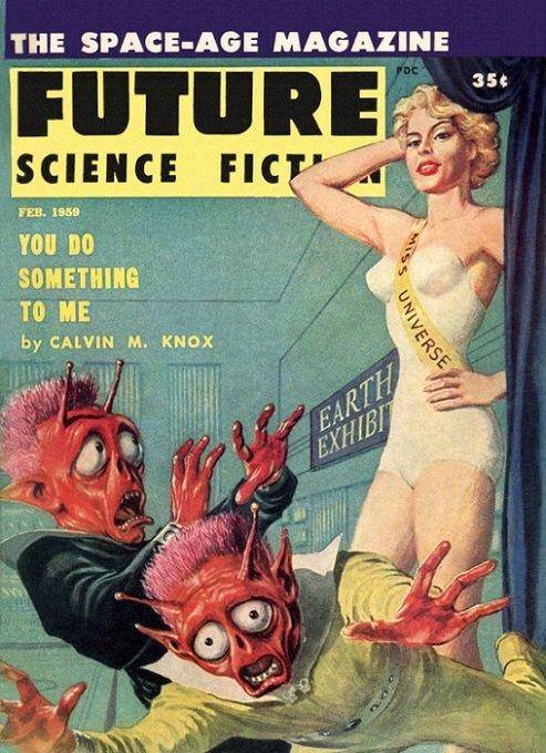 PULPOCOVER - Future Science Fiction dans Pulpocover 11